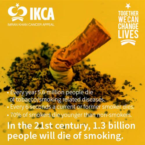 Advice from Shaukat Khanum Specialists: Smoking
