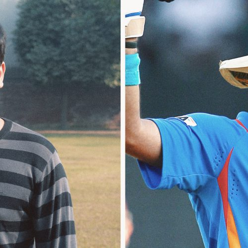 What do Yuvraj Singh and Talha Butt have in common?