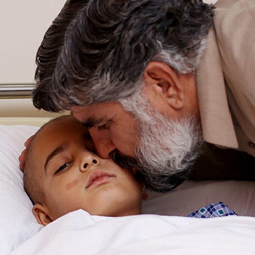 Meet Saad, one of our Child Heroes at Shaukat Khanum Hospital