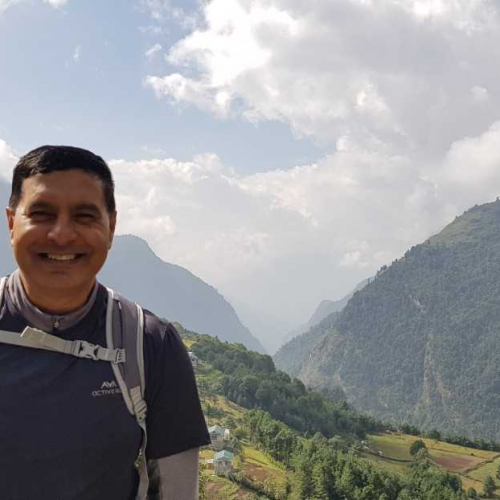 Meet our Everest Base Camp Pioneers: Asif Saghir