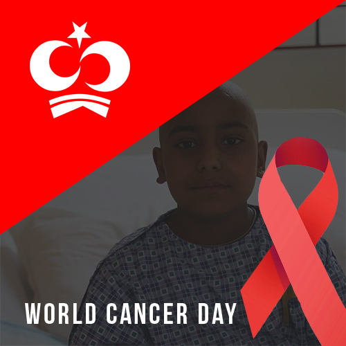 Let's make change this World Cancer Day