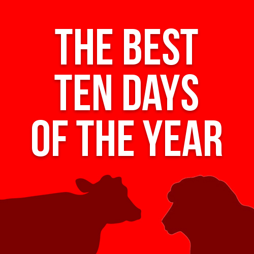 Don't Miss Out on the Best Ten Days of the Year