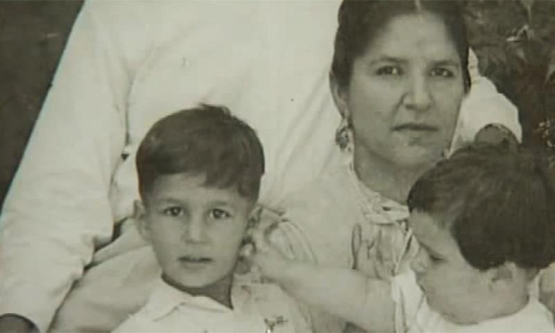Imran Khan Mother