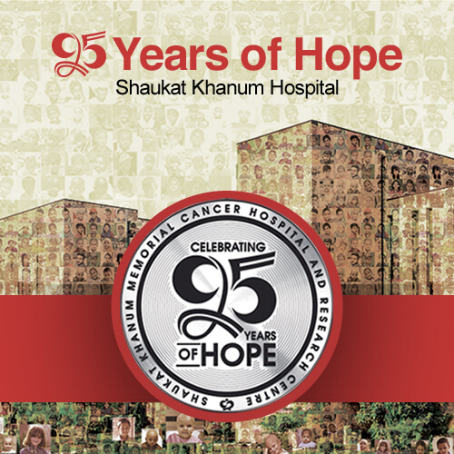 25 Years of Hope